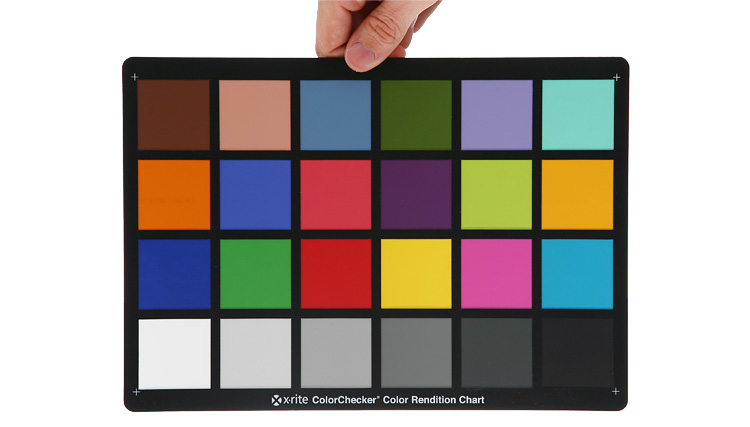 Color Correction Chart Ceriunicaasl